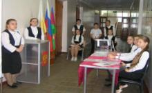 МБОУ СОШ№6 президент ученическое самоуправление